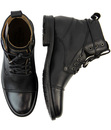 Emmerson LEVI'S® Retro Mod Leather Military Boots