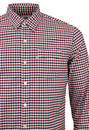 Sunset LEVI'S® Retro Mod 1960s Gingham Shirt