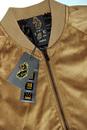 Suedehead LUKE 1977 Retro Mod Faux Suede Bomber