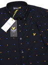LYLE & SCOTT Archive Micro Print Mod Woven Shirt
