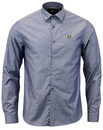 LYLE & SCOTT RETRO MOD INDIE MENS STITCH SHIRT