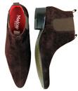Lightfoot MADCAP ENGLAND Mod Chelsea Boots (BrS)