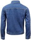 Marquee MADCAP ENGLAND Mod Denim Western Jacket BS