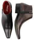 Thunderbolt MADCAP Chisel Toe Chelsea Boots (DB)