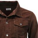 Woburn MADCAP ENGLAND Mod Cord Western Jacket (Br)