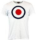 MERC RETRO MOD SIXTIES MOD TARGET T-SHIRT TICKET