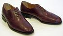 Brogues MERC Retro 60s Punched Brogue Mod Shoes OB