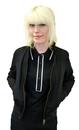 Mary MERC Retro Indie Mod Womens Harrington (B)