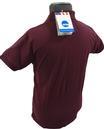 NCAA Collegiate Vintage New York Retro Polo Shirt