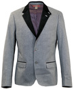 ORIGINAL PENGUIN RETRO MOD SIXTIES SUIT JACKET