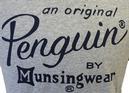 'Original Penguin Script Logo Mens T-Shirt' (G)