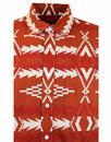 PENDLETON Retro 60s Apache Print Surf Shirt