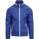 Penguin 466 windbreaker surf the web blue