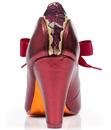 Backlash POETIC LICENCE Retro Mod Metallic Heels