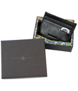 PRETTY GREEN Retro Mod 60s Paisley Card Holder