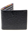 PRETTY GREEN RETRO MOD SIXITES PAISLEY WALLET