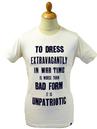 Unpatriotic REALM & EMPIRE Retro Mens T-Shirt