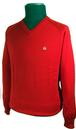 MERC LONDON RAYHAM JUMPER SWEATER RETRO INDIE MOD