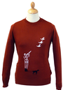 RETRO SEVENTIES 70s HUNTER JUMPER RETRO JUMPERS