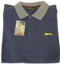 Wembley Slazenger Heritage Gold Mens Polo Shirt