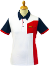 SLAZENGER HERITAGE GOLD NUMBER ONE CROQUET POLO