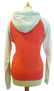 'Day' - Womens Retro 1970s Hooded Top by UCLA