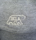 'Carlson' - Womens Retro Hooded Top by UCLA (G)