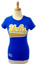 UCLA WOMENS RETRO FIFTIES VINTAGE T-SHIRT VINTAGE