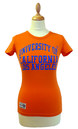 'Vargas' - Womens Retro 50s T-Shirt by UCLA (M)