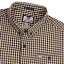 Wilde WEEKEND OFFENDER Heritage Check Mod Shirt
