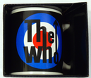 The Who Retro Sixties Mod Target Pop Art Boxed Mug