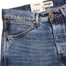 Slider WRANGLER 70s Super Stonewash Jeans BANG ON
