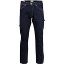 Wrangler carpenter jeans raw edge