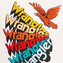 WRANGLER Retro Graphic Eagle Logo T-Shirt