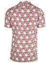 Selleck AFIELD Retro 80s Sun Print Hawaiian Shirt