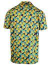 Stachio AFIELD Retro Orange Tree Hawaiian Shirt