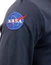 ALPHA INDUSTRIES Indie NASA Patch Long Sleeve Tee