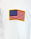 ALPHA INDUSTRIES Retro NASA Patch Long Sleeve Tee
