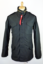 ALPHA INDUSTRIES RETRO FIELD JACKET BLACK