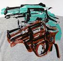 ANDY WARHOL by PEPE JEANS Guns Pop Art Tee