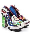 arch enemies irregular choice toy story heels blue