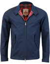 baracuta 60s G4 Harrington jacket Navy