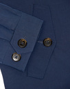 BARACUTA G4 Made In England Mod Harrington - Navy