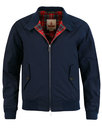 baracuta womens g9 original mod harrington navy