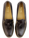 Palm Springs Larkin BASS WEEJUNS Retro Mod Loafers