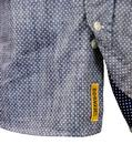 Dexter B D BAGGIES L/S Slim Fit Polka Dot Shirt