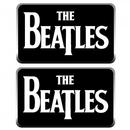 BEATLES CUFFLINKS RETRO MOD SHIRT CUFF LINKS