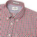 House Check BEN SHERMAN Retro 60s Mod L/S Shirt BD