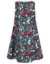 Mandy BRIGHT & BEAUTIFUL 70s Floral Shift Dress
