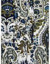 Rachel BRIGHT & BEAUTIFUL Retro 70s Paisley Top